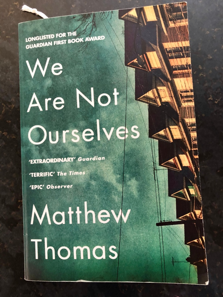 We Are Not Ourselves – book review