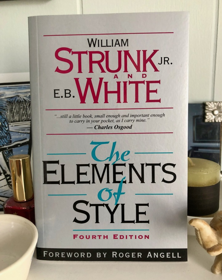 The elements ofstyle